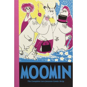 Tove Jansson | Moomin: The Complete Lars Jansson Comic Strip, Vol. 10