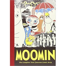 Tove Jansson | Moomin: The Complete Lars Jansson Comic Strip, Vol. 6