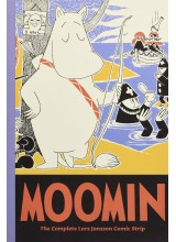 Tove Jansson | Moomin: The Complete Lars Jansson Comic Strip, Vol. 7