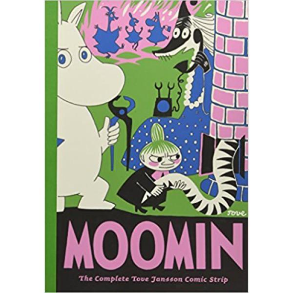 Tove Jansson | Moomin: The Complete Tove Jansson Comic Strip, Vol. 2 1