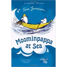 Tove Jansson | Moominpappa at Sea