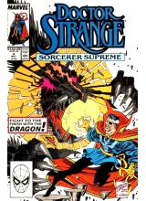 Комикс 1989-05 Doctor Strange Sorcerer Supreme 4