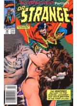 Комикс 1990-02 Doctor Strange Sorcerer Supreme 14