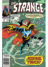 Комикс 1990-07 Doctor Strange Sorcerer Supreme 19