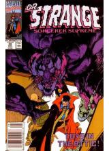 Комикс 1990-08 Doctor Strange Sorcerer Supreme 20
