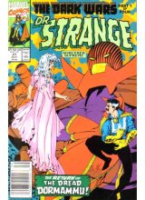 Комикс 1990-09 Doctor Strange Sorcerer Supreme 21