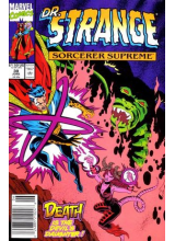 Комикс 1991-06 Doctor Strange Sorcerer Supreme 30