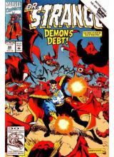 Комикс 1992-12 Doctor Strange Sorcerer Supreme 48
