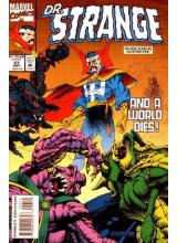 Комикс 1993-09 Doctor Strange Sorcerer Supreme 57