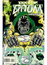 Комикс 1994-02 Doctor Strange Sorcerer Supreme 62