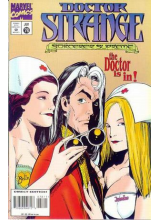 Комикс 1995-06 Doctor Strange Sorcerer Supreme 78