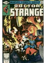 Комикс 1980-08 Doctor Strange 42