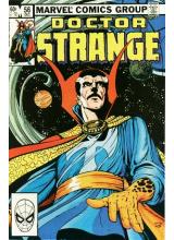 Комикс 1982-12 Doctor Strange 56