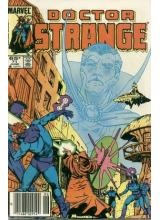 Комикс 1985-06 Doctor Strange 71