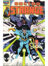 Комикс 1986-08 Doctor Strange 78