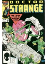 Комикс 1986-12 Doctor Strange 80