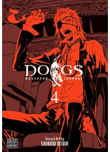 Манга | Dogs Bullets and Carnage vol.04