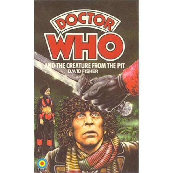 DR WHO - David Fisher | Doctor Who and The Creature From The Pit 1