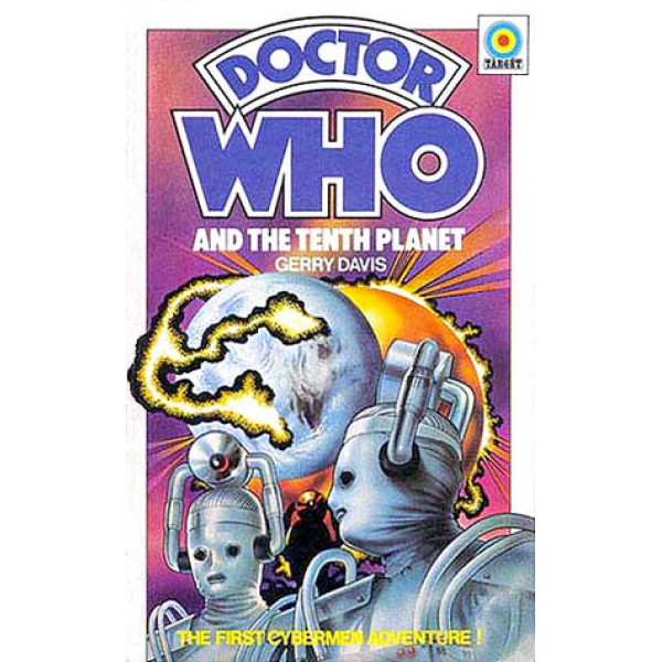 DR WHO -  Gerry Davis | Doctor Who and The Tenth Planet 1