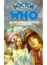 Terrance Dicks   Doctor Who and The Armageddon Factor