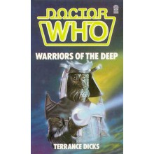 Terrance Dicks | Doctor Who Warriors of The Deep