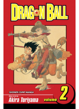 Манга | Dragon Ball vol.02