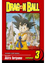 Манга | Dragon Ball vol.03
