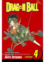 Манга | Dragon Ball vol.04