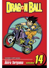 Манга | Dragon Ball vol.14