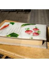 Мека Подвързия за Книга L Зеленчуци