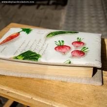Мека Подвързия за Книга S Зеленчуци