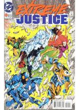 Комикс 1995-01 Extreme Justice 0