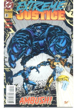 Комикс 1995-03 Extreme Justice 2