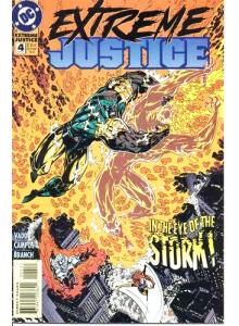 Комикс 1995-05 Extreme Justice 4
