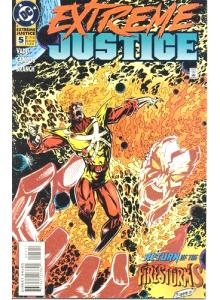 Комикс 1995-06 Extreme Justice 5