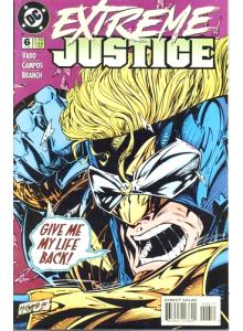 Комикс 1995-07 Extreme Justice 6