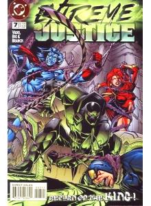 Комикс 1995-08 Extreme Justice 7