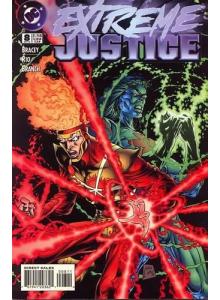 Комикс 1995-09 Extreme Justice 8
