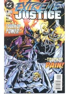 Комикс 1995-10 Extreme Justice 9