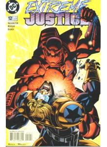 Комикс 1996-01 Extreme Justice 12