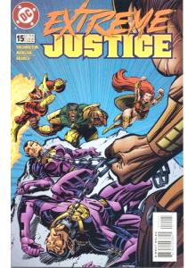 Комикс 1996-04 Extreme Justice 15
