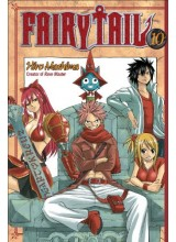 Манга | Fairy Tail vol.10
