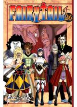 Манга | Fairy Tail vol.26