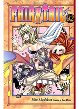 Манга | Fairy Tail vol.32