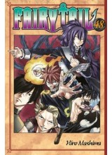 Манга | Fairy Tail vol.48