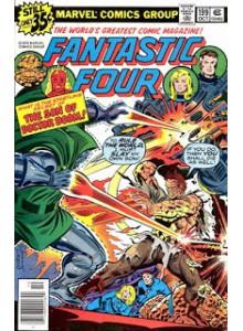 Comics 1978-10 Fantastic Four 199