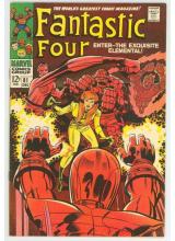 Комикс 1968-12 Fantastic Four 81