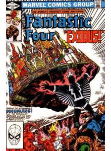 Comics 1982-03 Fantastic Four 240
