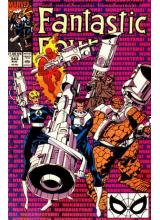 Комикс 1990-08 Fantastic Four 343