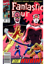 Комикс 1991-04 Fantastic Four 351